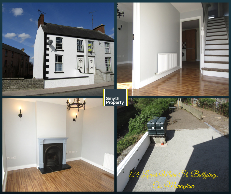 For Sale 124 Lower Main St Ballybay Co Monaghan